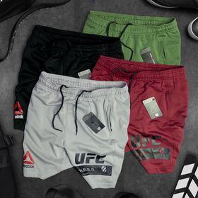Quần short thun nam REBOK-UFC thể thao giá sỉ
