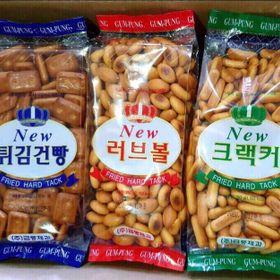 Bánh Quy Lúa Mạch Nướng Hàn Quốc giá sỉ