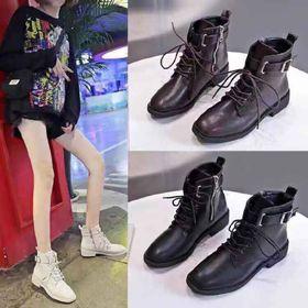 Giày bot da xinh đê thấp giá sỉ