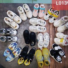 Ảnh Thật - Lô 30 Đôi Giày Thể Thao Trẻ Em Hàng Quảng Châu giá sỉ
