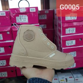 Giày boot Thu Đông Cao Cổ Nữ giá sỉ