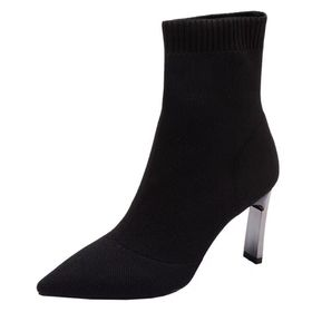 Giày bot thun form ôm chân rất đẹp giá sỉ