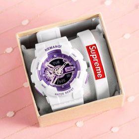 đồng hồ nam nữ KMQ giá sỉ