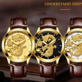 đồng hồ nam bằng da giá sỉ