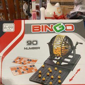 Đồ chơi loto bingo 90 số giá sỉ