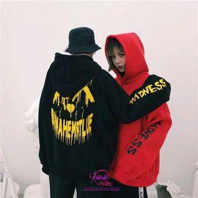 Áo hoodie in chữ xx giá sỉ