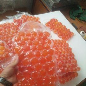 Lòng đỏ trứng muối loại 14gram/quả - lốc 50 quả giá sỉ