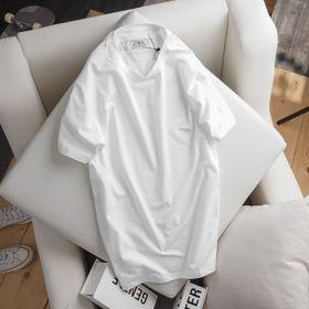 áo thun nam trơn 100 cotton màu trắng giá sỉ