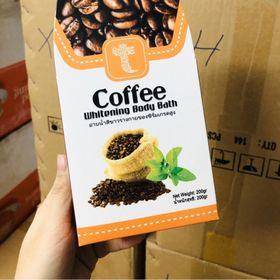 Tắm Trắng Coffee Thái giá sỉ