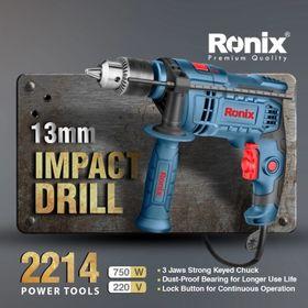 Máy khoan cầm tay Ronix 2214 750W 13mm giá sỉ