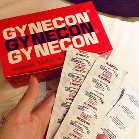Viên đặt phụ khoa gynecon thái lan 1 vỷ giá sỉ