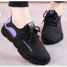Giày Sneaker nữ in chữ M giá sỉ