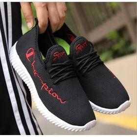 Giày Sneaker Nữ in chữ champion giá sỉ