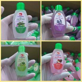 Gel rửa tay khô 60ml giá sỉ