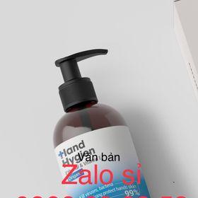 Gel rửa tay khô 200ml - 500ml giá sỉ