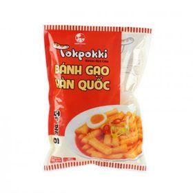 500G Bánh Gạo Tokbokki Green Foods Hàn Quốc dạng thỏi giá sỉ