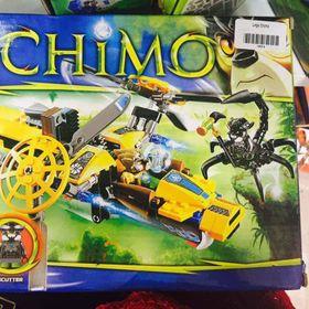 Bộ đồ choi ghep hình Lego ChiMo giá sỉ