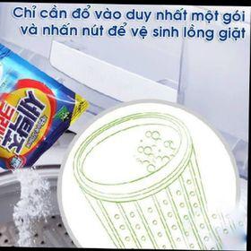 Bột tẩy lòng máy giặt 450g giá sỉ