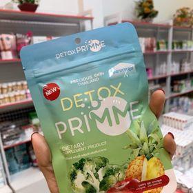 Viên uống detox prime giảm mỡ giá sỉ