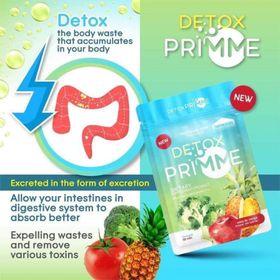 Detox prime giảm cân rau củ quả giá sỉ