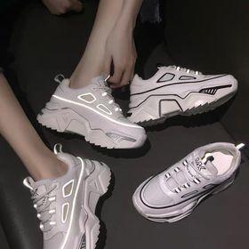 Giày bata da quang phát sáng giá sỉ