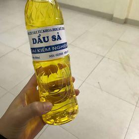 Tinh dầu Lau sàn Sả chanh giá sỉ