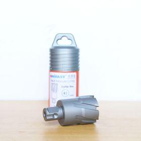 Mũi khoan ống inox bằng hợp kim hiệu Unifast TCT 41x35 giá sỉ