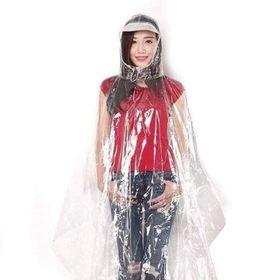 Áo mưa trong suốt 1 đầu giá sỉ