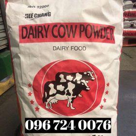 BỘT SỮA DAIRY COW POWDER giá sỉ
