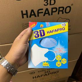 Khẩu trang 3D hafapro giá sỉ