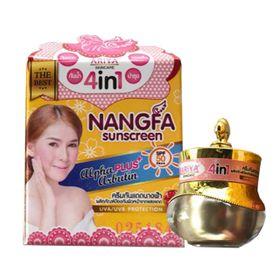 Kem dưỡng trắng da chống nắng Nangfa Thái Lan giá sỉ
