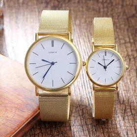 Đồng hồ cặp đôi nam nữ GNV giá sỉ