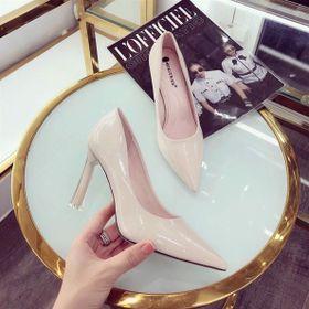 giày da bóng giá sỉ