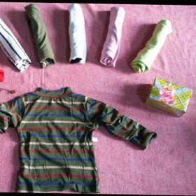 Áo thun 4 chiều 1 đến 4 tuổi giá sỉ