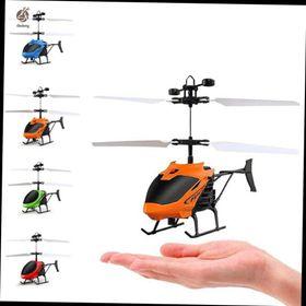 Bộ máy bay trực thăng điều khiển từ xa mini D715 có đèn 150k giá sỉ