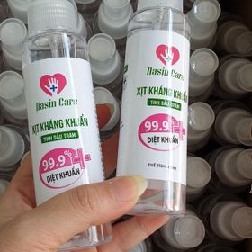 Xịt kháng khuẩn tinh dầu tràm giá sỉ