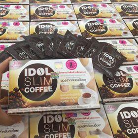 Cafe giảm cân Idol mẫu truyền thống giá sỉ