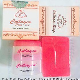 Kem Collagen Plus Vit E cặp giá sỉ