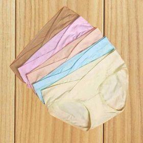Set 5 quần lót bầu tự tin cho mẹ, thoải mái cho con giá sỉ