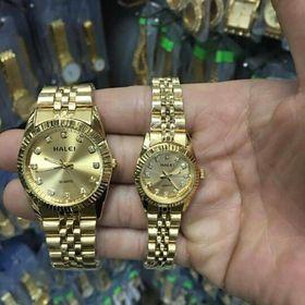 Đồng hồ Halel đôi
