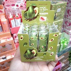 Son dưỡng môi tinh chất bơ Hengfang soft avocado giá sỉ