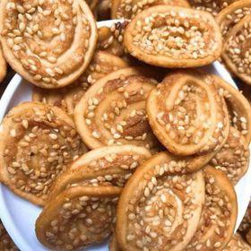 Bánh Tai Heo Mè - Thơm Ngon 1Kg giá sỉ