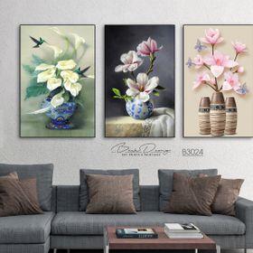 Bức tranh canvas cỡ 60x90cm giá sỉ