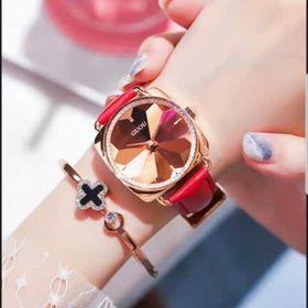 Đồng hồ nữ GUOU 66643 giá sỉ