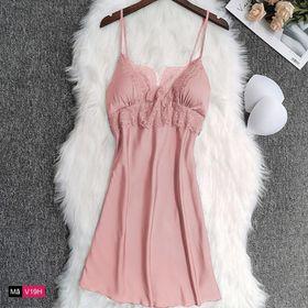Đầm ngủ cao cấp hai dây giá sỉ