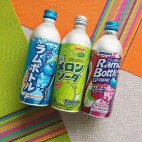 Nước soda Nhật Bản gồm 3 vị giá sỉ