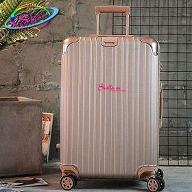 Vali nhựa du lịch HQ12 1 bộ 20 inch giá sỉ