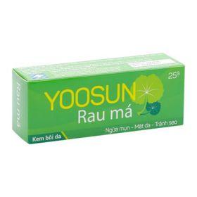 Yoosun Rau má giá sỉ