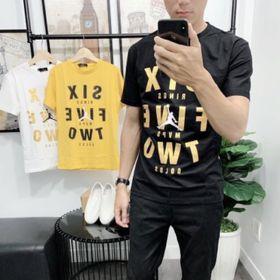 Áo thun cổ tròn T Shirt giá sỉ