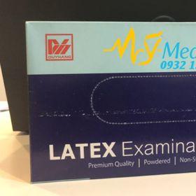 Găng tay y tế có bột Duy Hàng giá sỉ